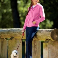 Gildan Heavy Blend™ Ladies' Open-Bottom Sweatpants Thumbnail