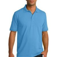 Port & Company Tall Core Blend Jersey Knit Polo Thumbnail