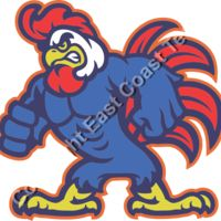 Chicken Rooster Game Cock Mascot 3 Thumbnail