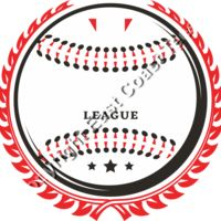 Baseball Ball League Allstar 1 Thumbnail