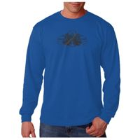 Gildan DryBlend® Adult Long-Sleeve T-Shirt Thumbnail